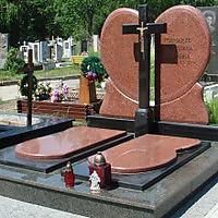Заказать памятник Азов Мраморные розы Владыкино